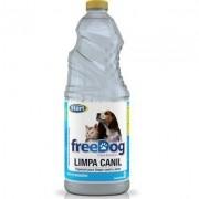 LIMPA CANIL FREE DOG 2L START