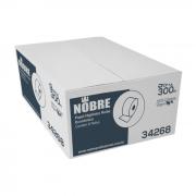 Papel Higiênico Rolão  300M Celulose com 8 Rolos - Nobre