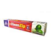 Saco Hermético para Freezer e Geladeira 27cmx31cm  Life Clean