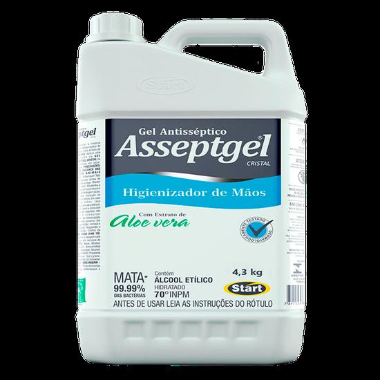 ALCOOL GEL ASSEPTGEL 4.3KG