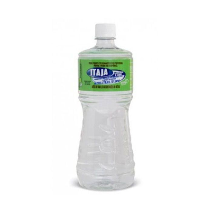 Álcool Liquido Hospitalar 1L 70 INPM - Itajá