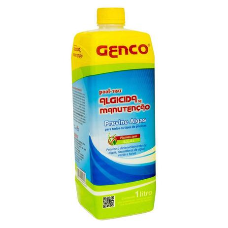 ALGICIDA MANUTENCAO 1L GENCO