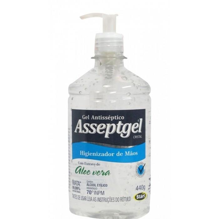 ASSEPTGEL 420G CRISTAL START