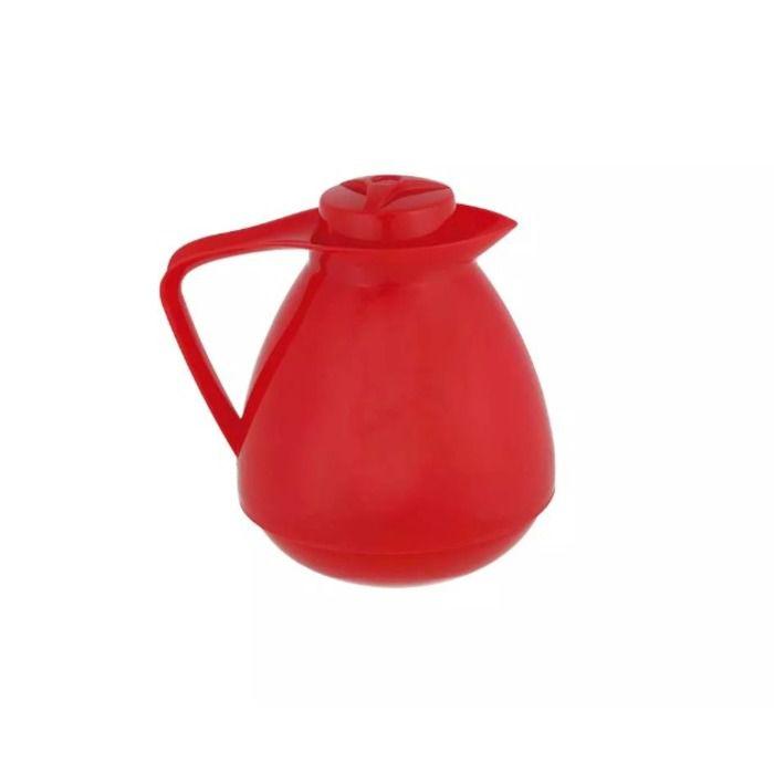 Bule Térmico Amare 650ML Vermelho - Mor