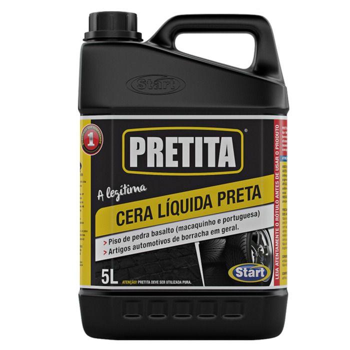 CERA lÍQUIDA 5L PRETITA START