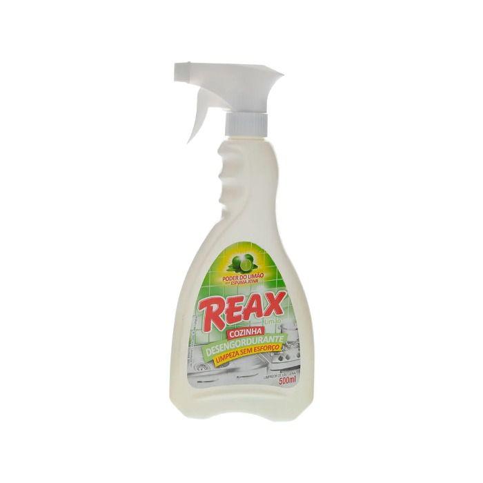 Desengordurante Reax - Limão
