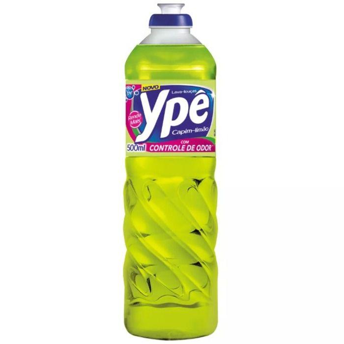 Detergente Capim Limão 500ML - Ypê