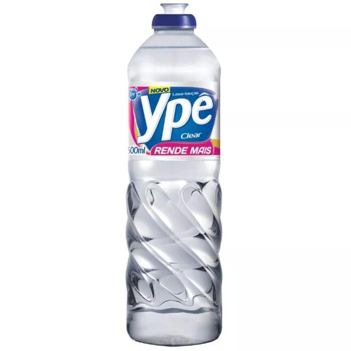 Detergente Clear 500ML - Ypê