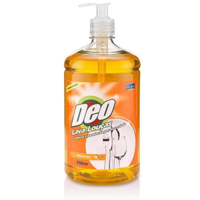 Detergente Lava-Louças 1L - Deoline