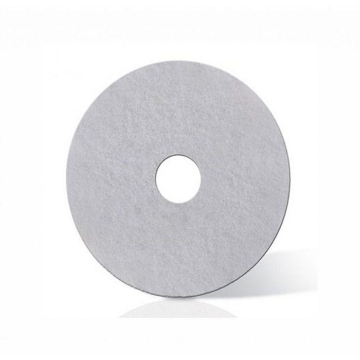 Disco Lustrador Branco para Enceradeira 410MM - Bettanin