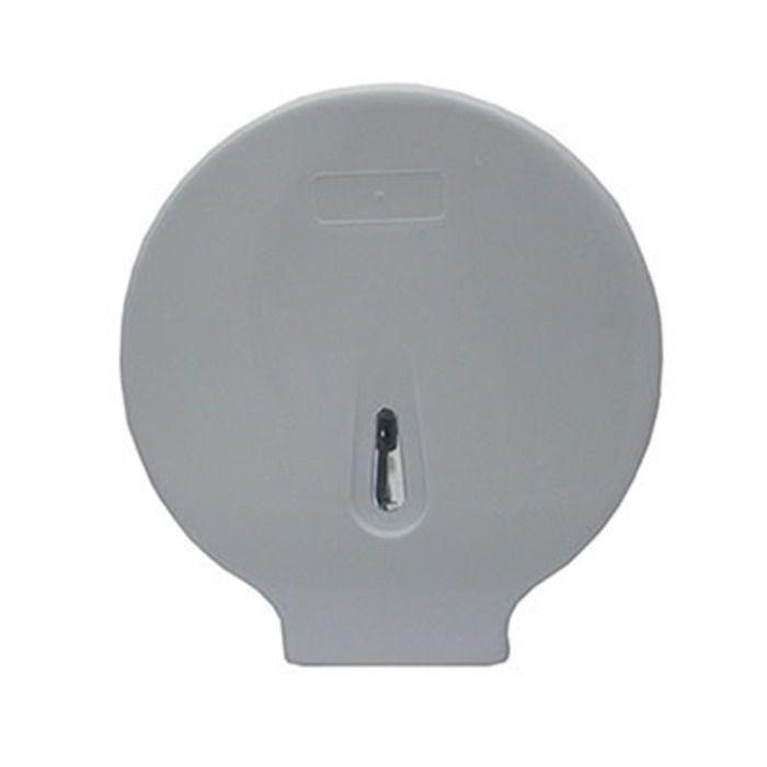 Dispenser para papel Higiênico 300m a 600m Branco - Trilha