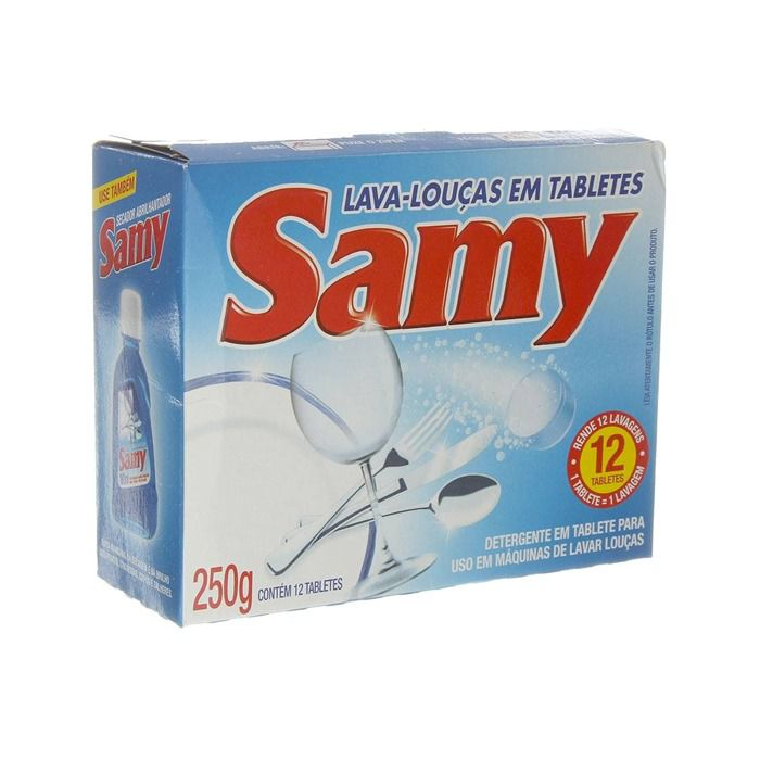 Lava Louças em Tabletes - Samy