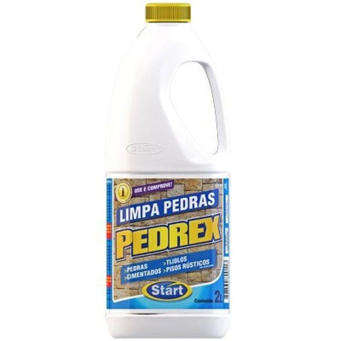 LIMPA PEDRAS PEDREX 2L - START