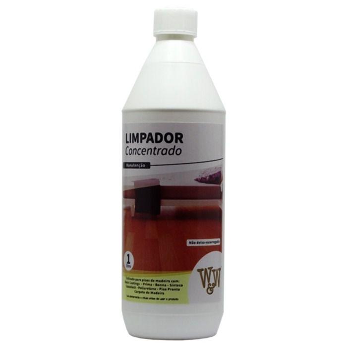 LIMPADOR CONCENTRADO MADEIRA 1L - WW