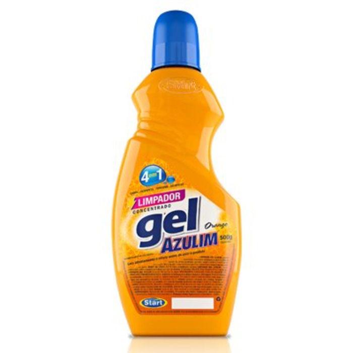 Limpador Detergel Orange Azulim 500G - Start