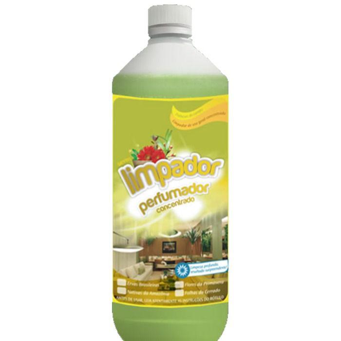 Limpador Perfumado Concentrado Folhas do Serrado Sevengel 1L