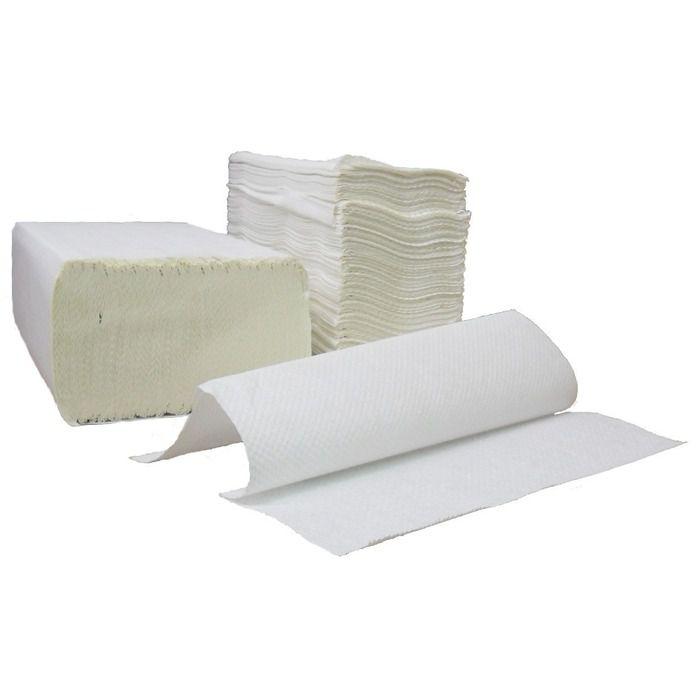 Papel Interfolha Branco com 2 Dobras com 2.000 Folhas - Interpaper