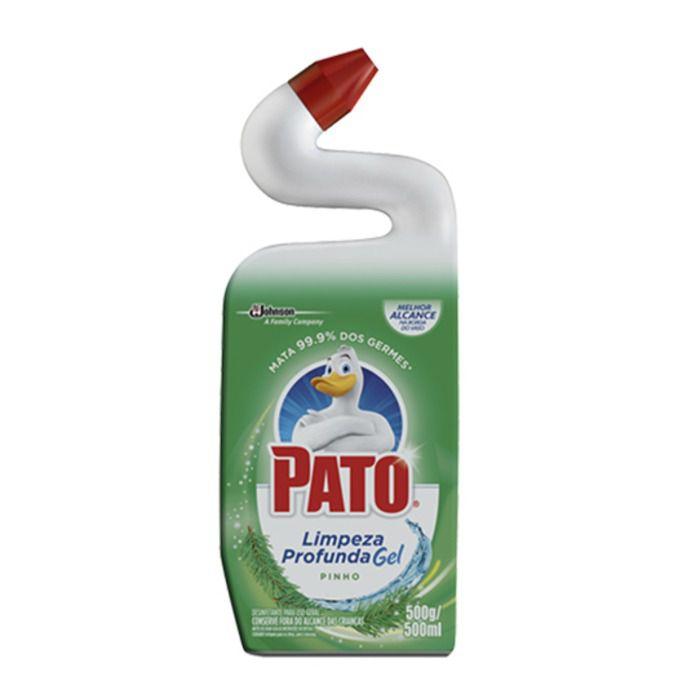 Pato Limpeza Profunda Gel Pinho 500ML