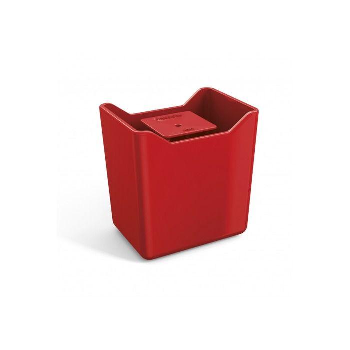 Porta Detergente Líquido Premium Vermelho - UZ