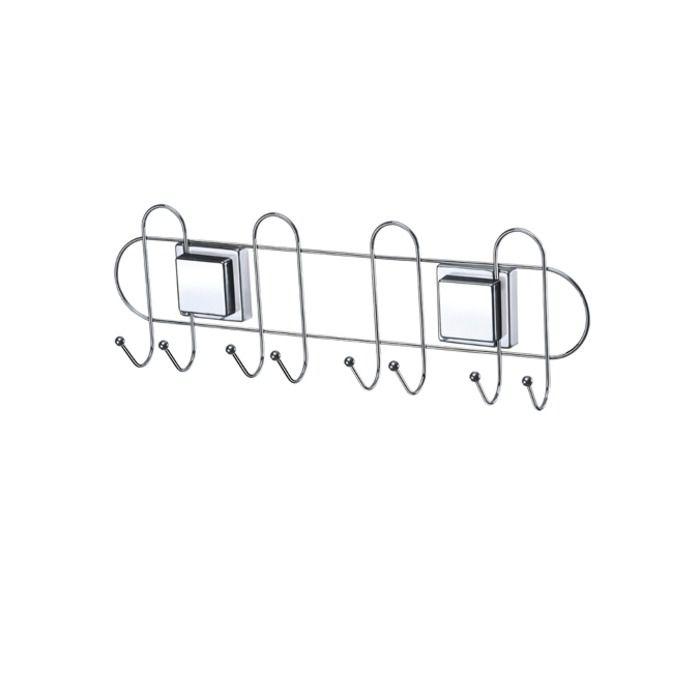 Porta Vassouras com Esferas e com Ventosas Fixa - Arthi