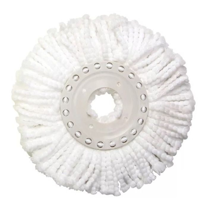 Refil Esfregão Mop Limpeza Prática - Mor
