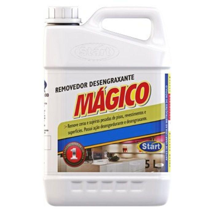 REMOVEDOR MAGICO 5L START