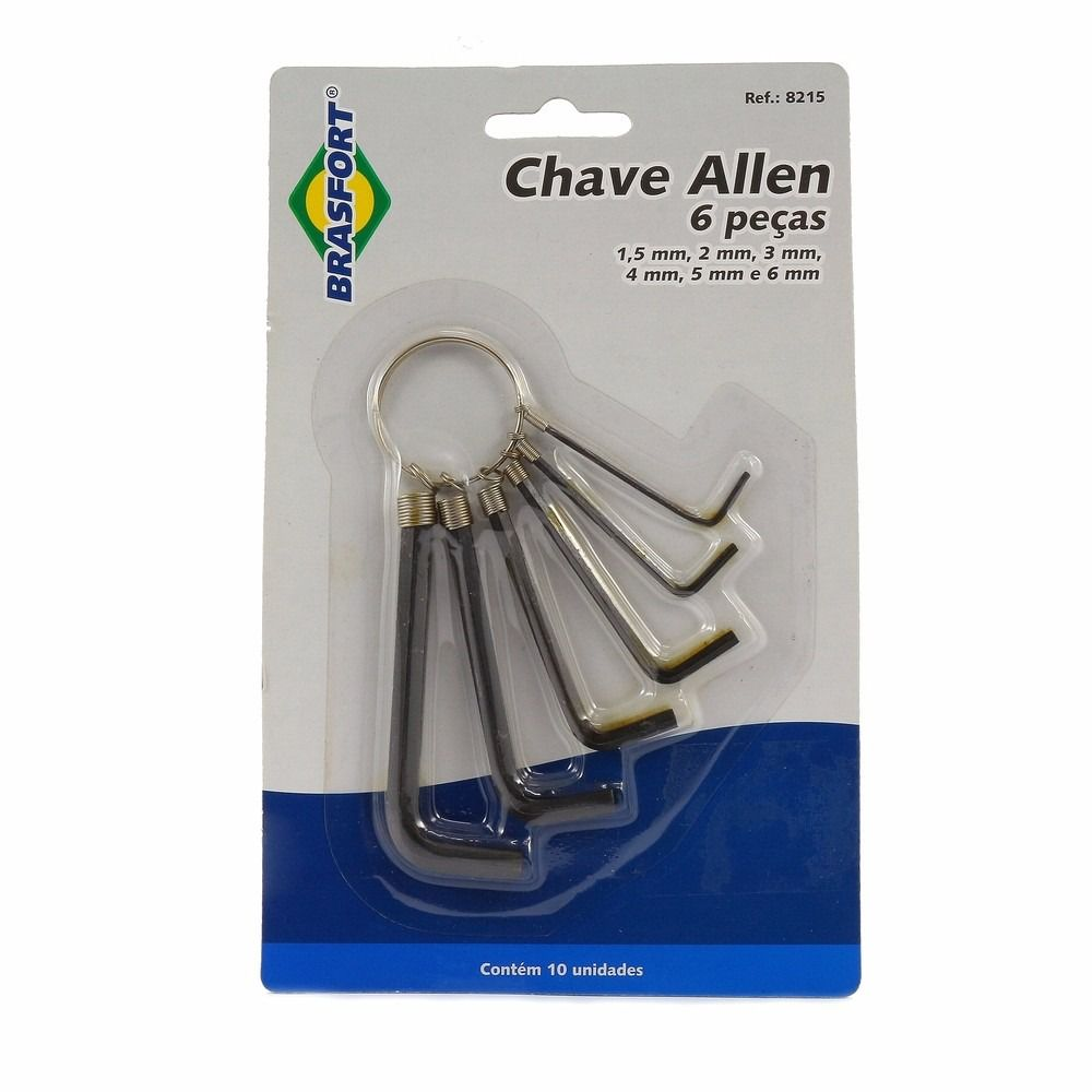 Chave Allen - Kits  - Tambory Online