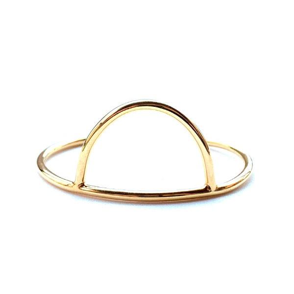 Bracelete Semicírculo Semijoia