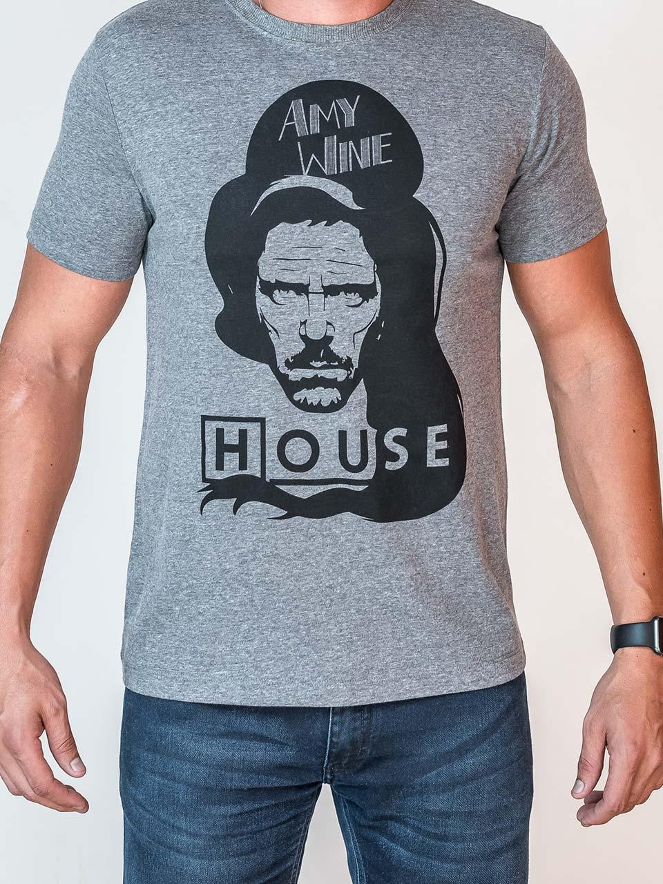 Camiseta Capote HOUSE Masculina