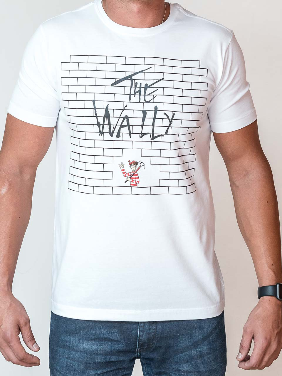 Camiseta Capote The Wally