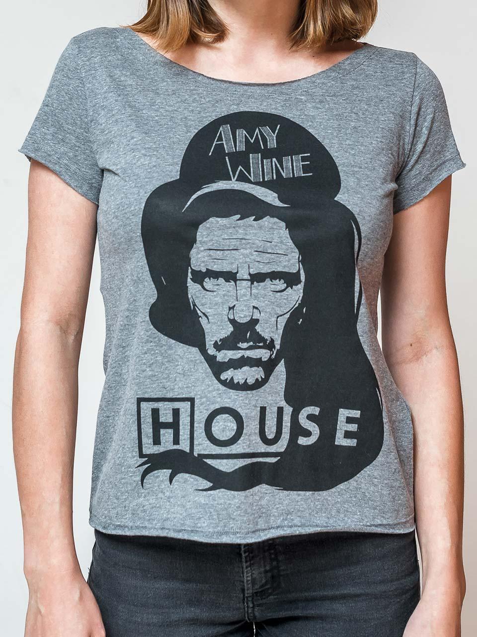 Camiseta HOUSE Feminina