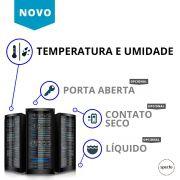 DataFaz ® UNITY WIRELESS - Temperatura e Umidade (Locação)