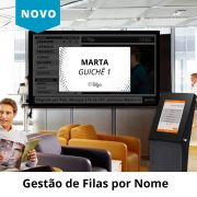 QUALPROX® UNITY NoPrint TV Corporativa com auto-inserção TEF Touch 15