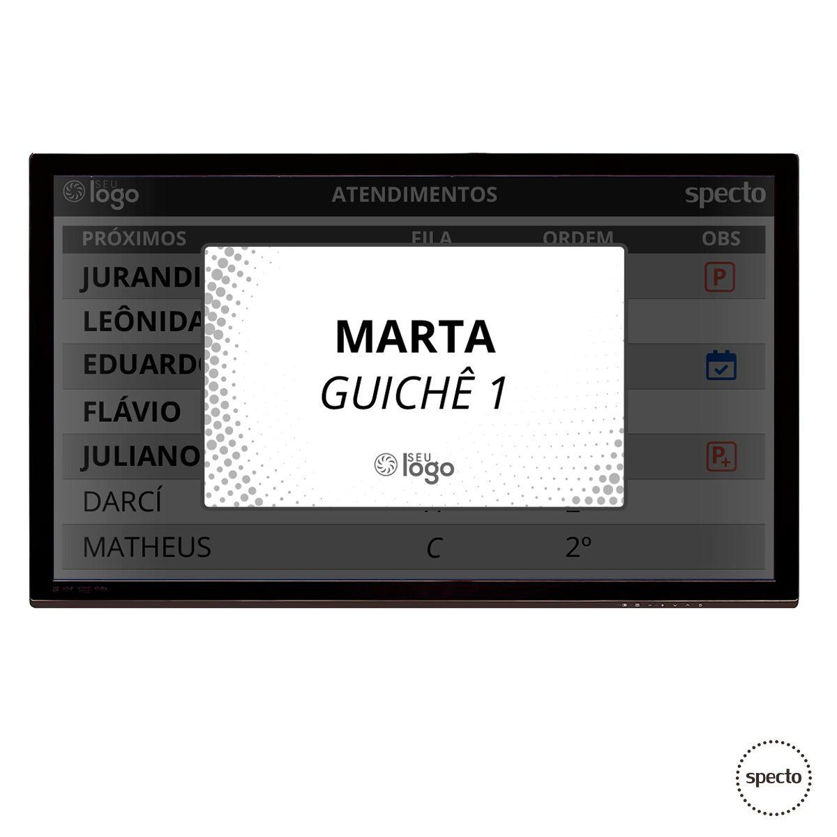 """QUALPROX® UNITY NoPrint com auto-inserção TEF Touch 15"""" (Locação)  -  Specto Tecnologia"""