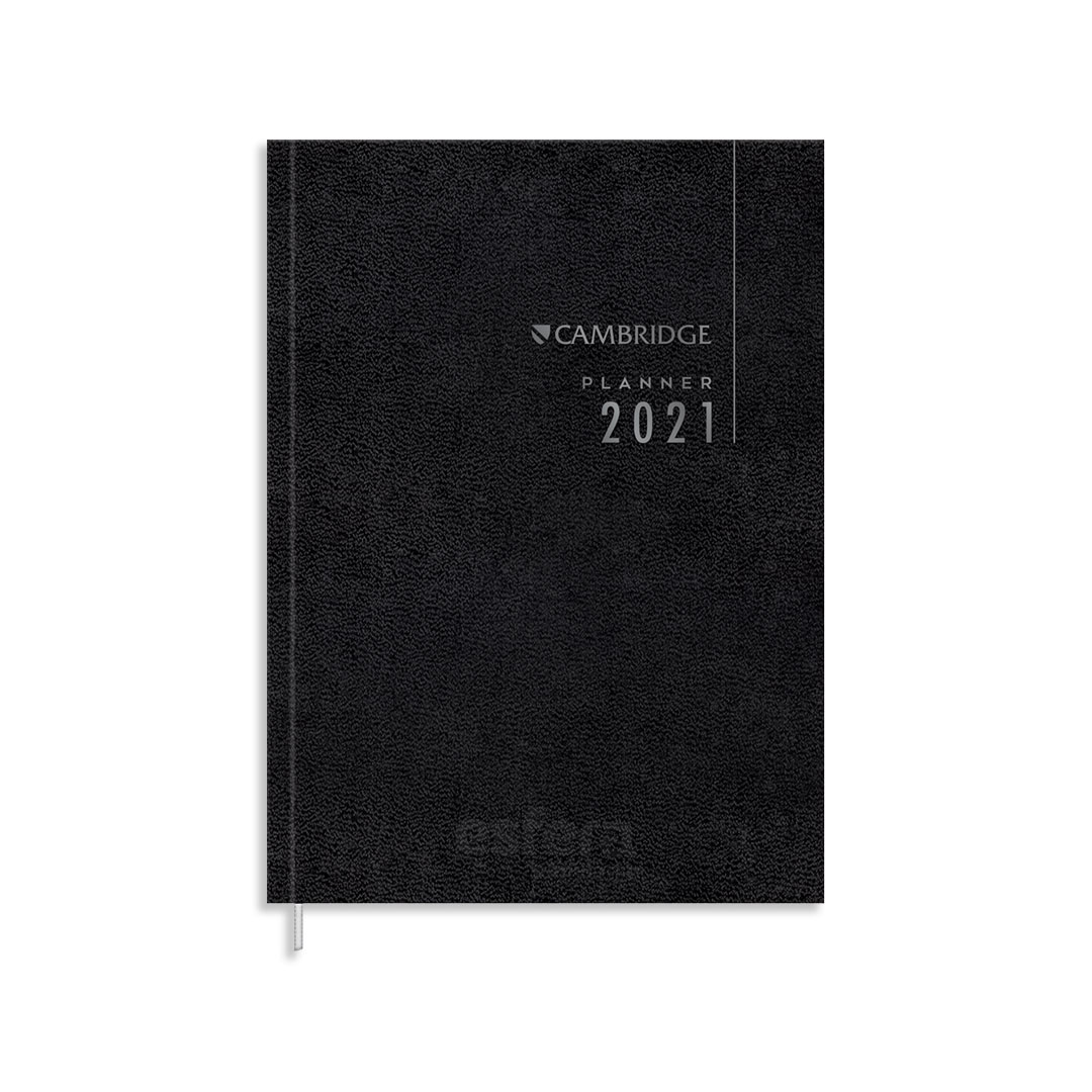 AGENDA COSTURADA PLANNER SET CAMBRIDGE M6 TILIBRA