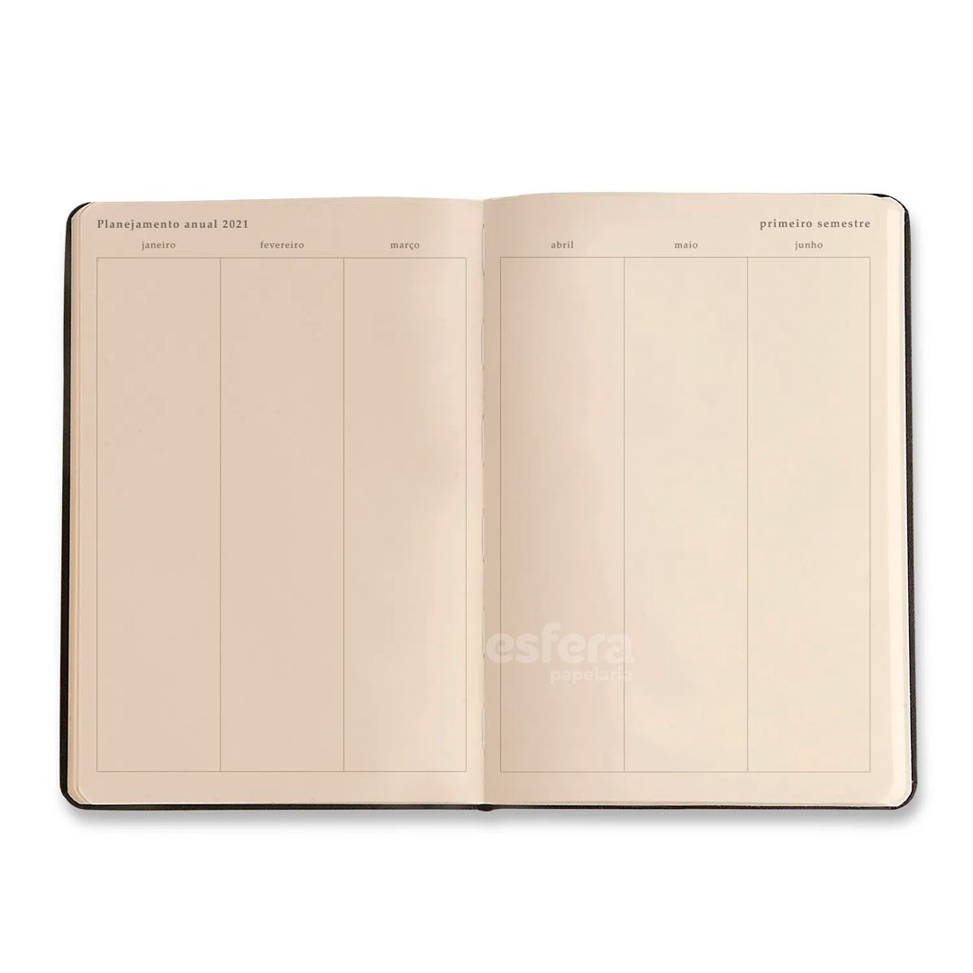 AGENDA PLANNER SMILEY SEMANAL 14X21 2021 COLOR CICERO
