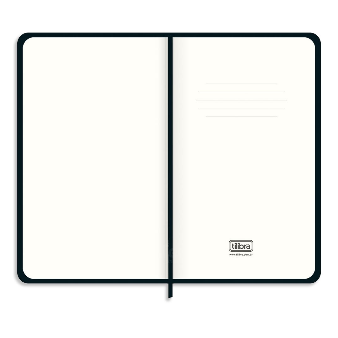 CADERNO COSTURADO PAUTADO FITTO CAMBRIDGE GRANDE 80 FOLHAS 248371 TILIBRA