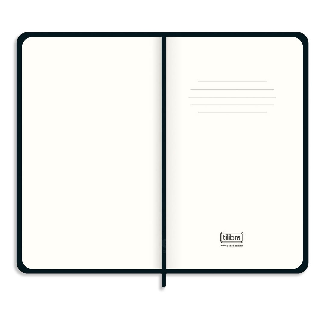 CADERNO COSTURADO PONTILHADO FITTO CAMBRIDGE GRANDE 80 FOLHAS 314331 TILIBRA