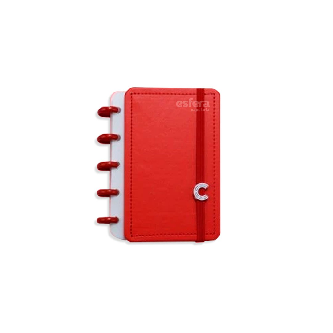 CADERNO INTELIGENTE ALL RED