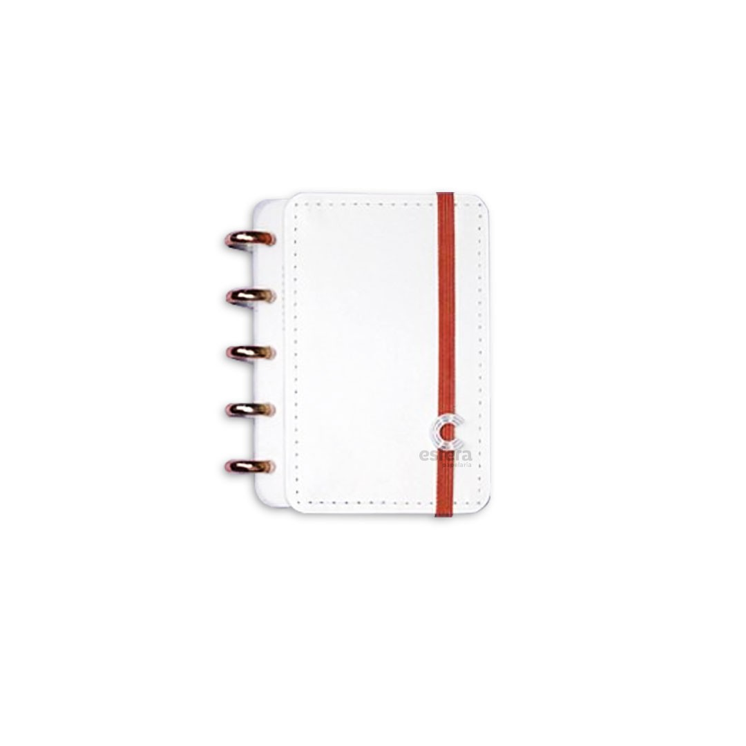 CADERNO INTELIGENTE ALL WHITE