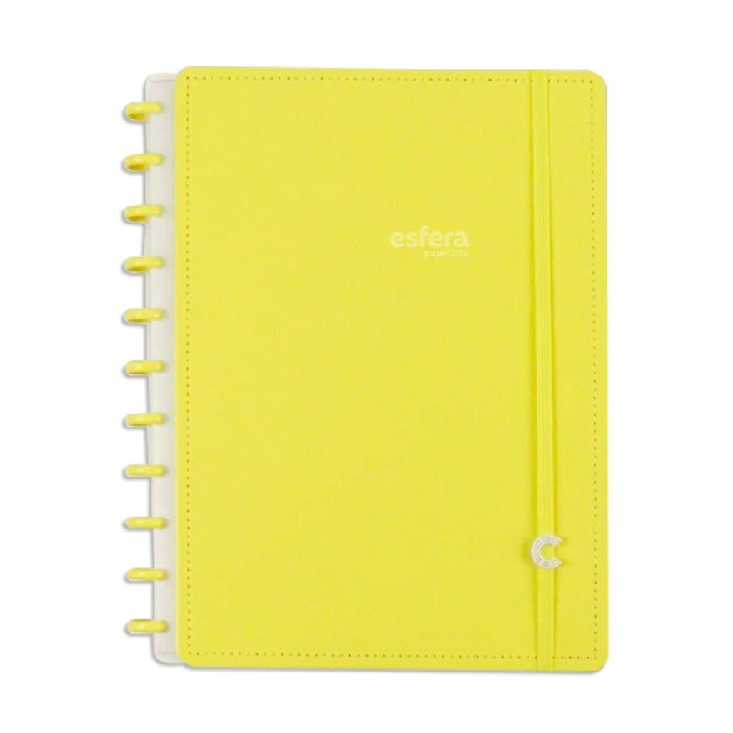 CADERNO INTELIGENTE ALL YELLOW