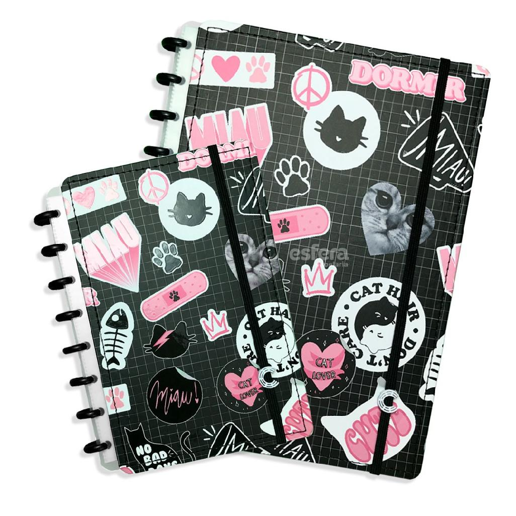 CADERNO INTELIGENTE BY UATT? MIAU LOVER