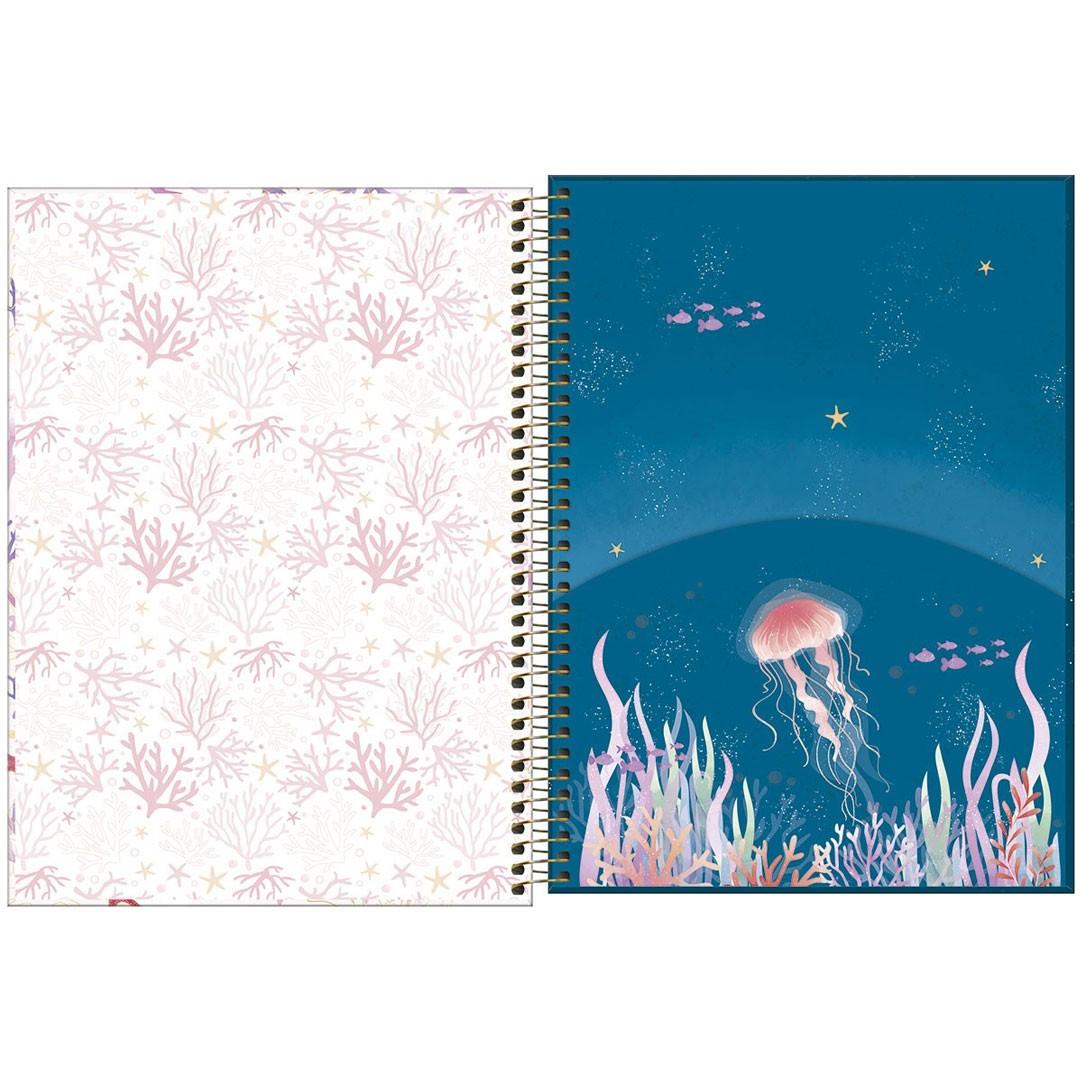 CADERNO UNIVERSITARIO BUBBLE 10M 160F 310611 TILIBRA