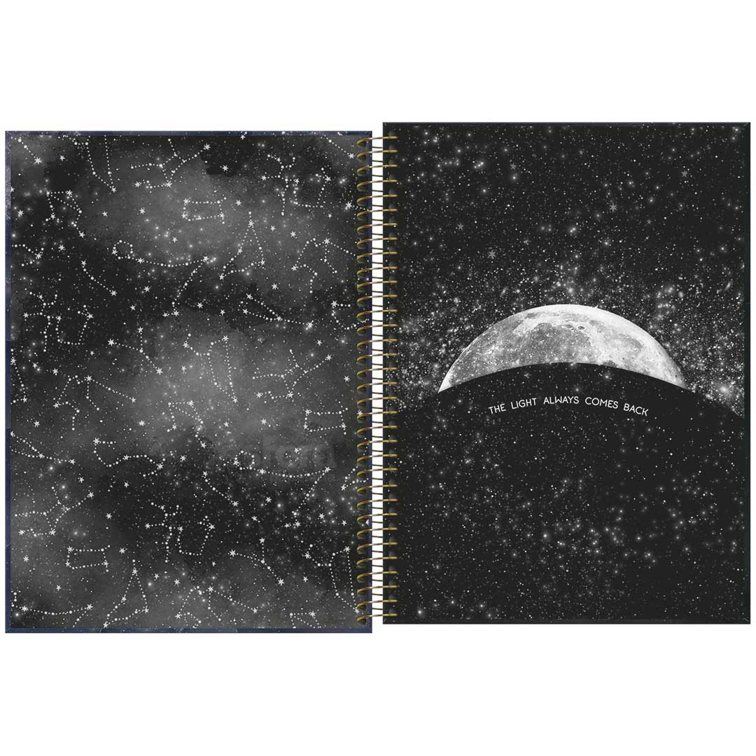 CADERNO UNIVERSITARIO MAGIC 1 MATERIA 80 FOLHAS 294365 TILIBRA