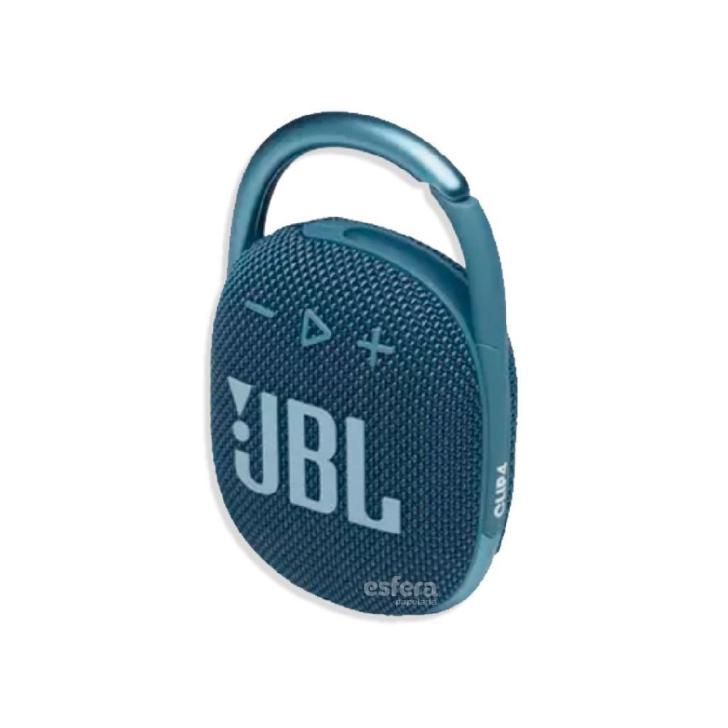 CAIXA DE SOM PARTATIL JBL CLIP 4