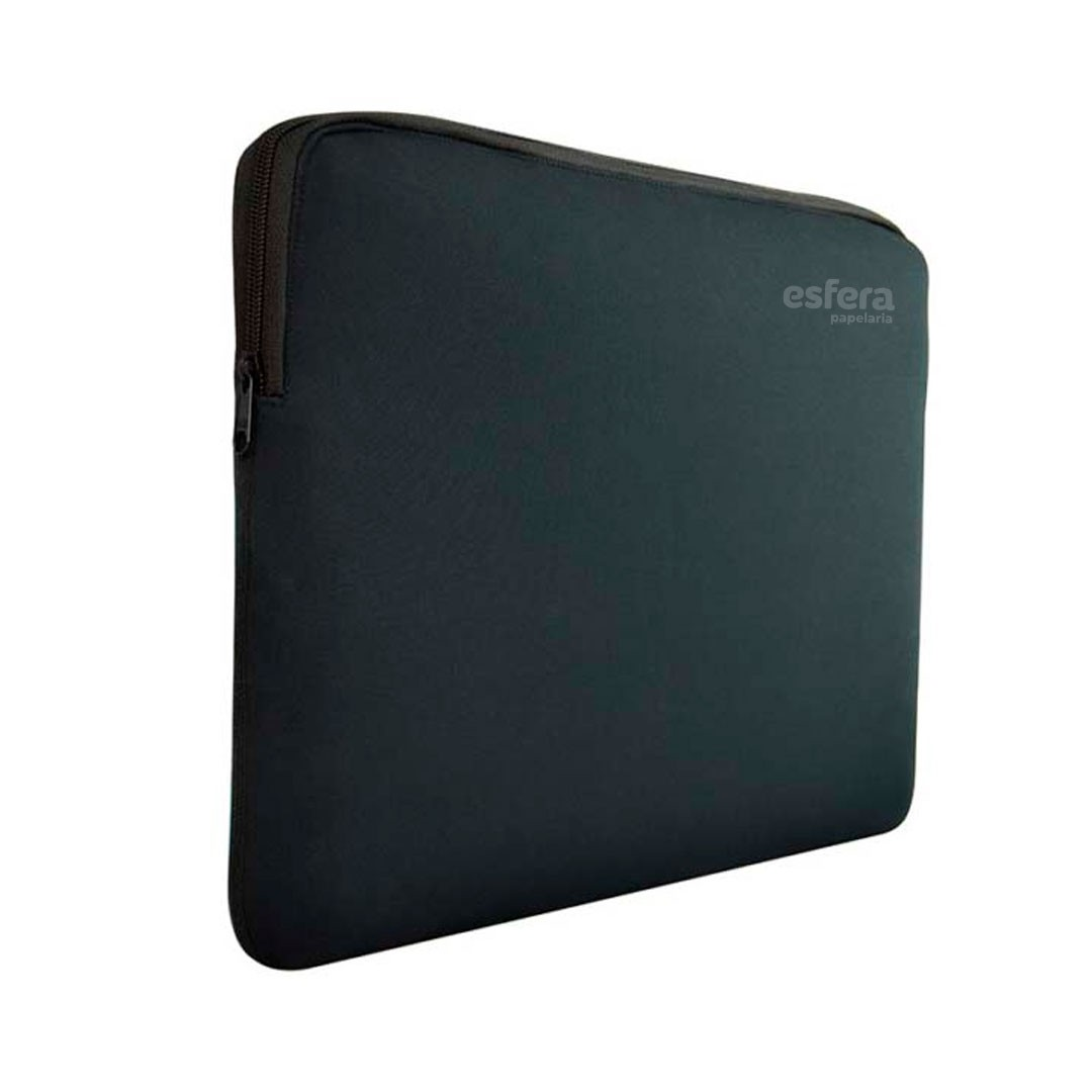 CASE NOTEBOOK SLIM PRETO RELIZA