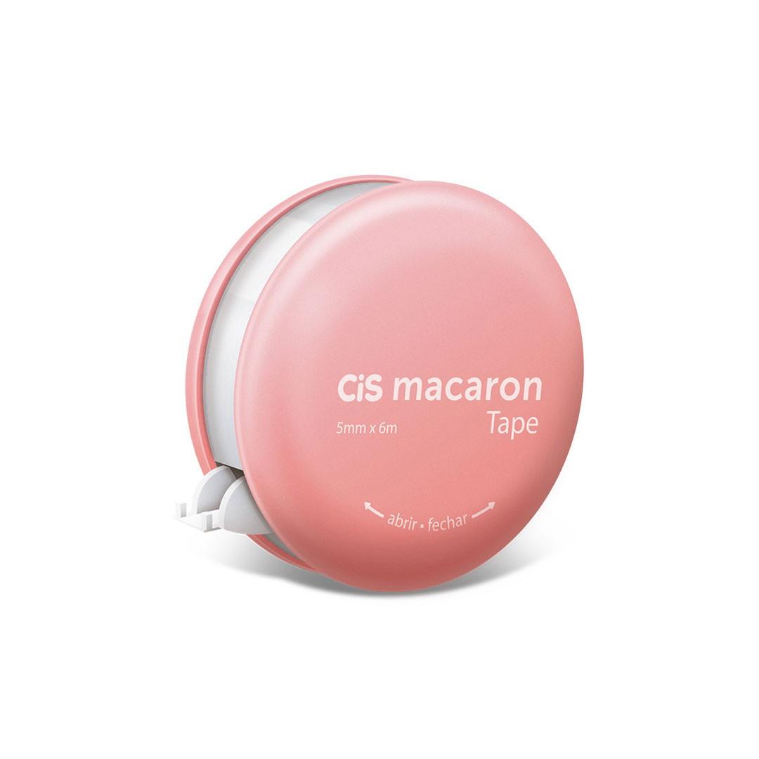 FITA CORRETIVA MACARON 5MMX6M CIS