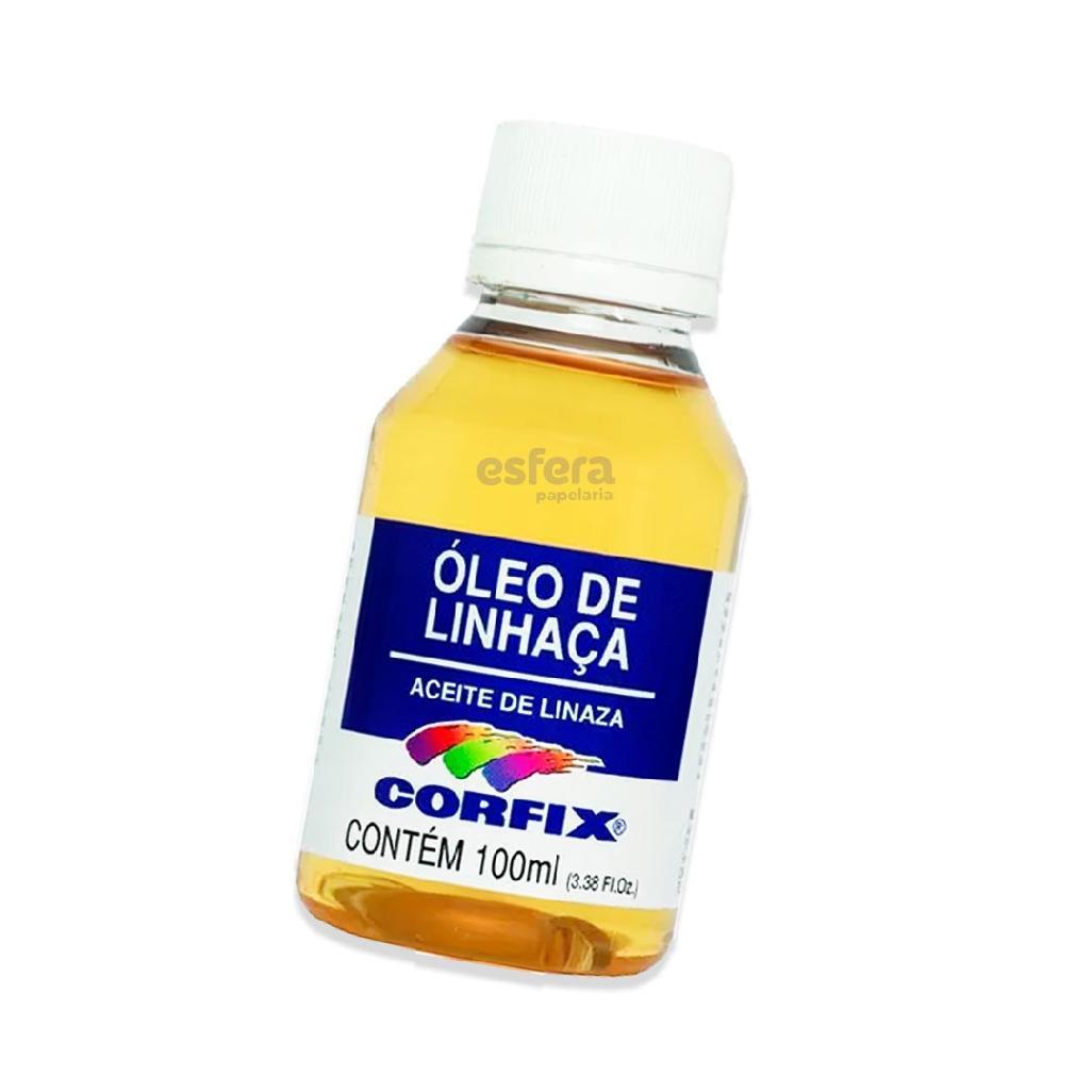 OLEO DE LINHACA 100 ML CORFIX