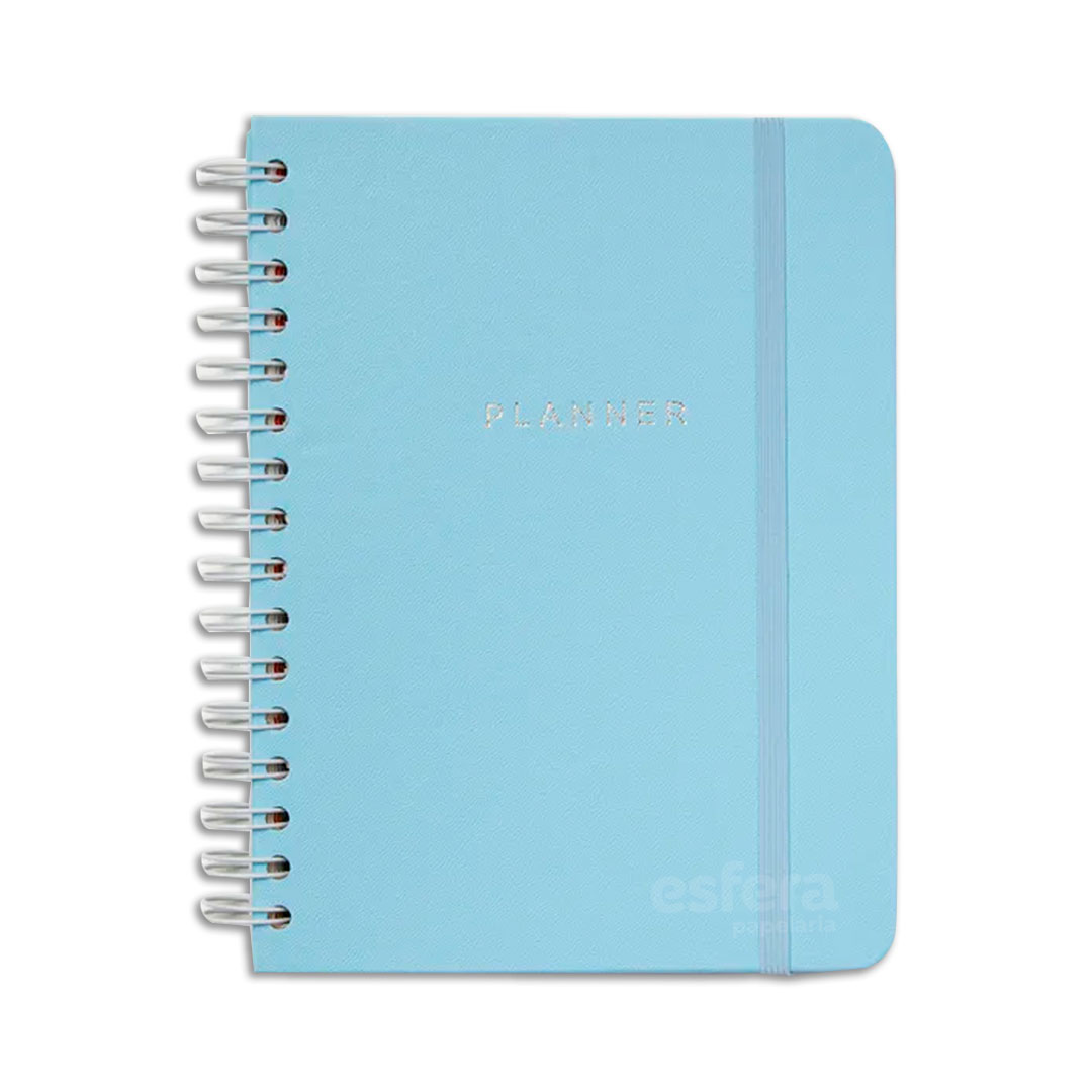 PLANNER SEMANAL A5 WIRE-O PASTEL CICERO
