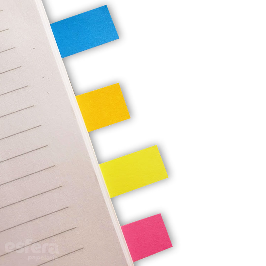 POST-IT® MARCADOR PAGINA PAPEL 3M